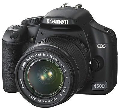 Canon EOS 450D (Rebel XSi) Reviewed