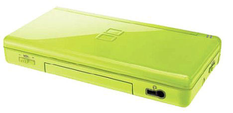 green ds lite