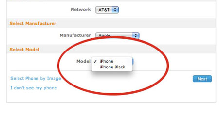 AT&T's iPhone Black explanation