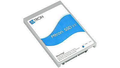 Mtron claims fastest SSD ever