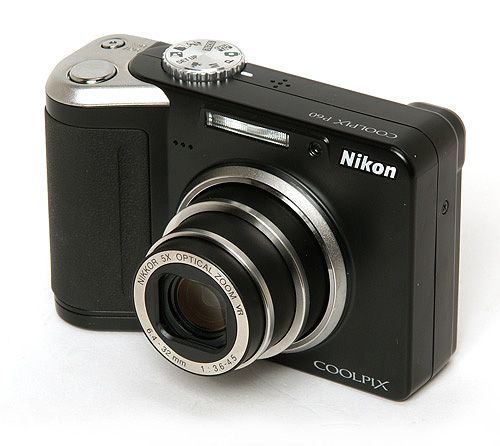 Nikon Coolpix P60 review
