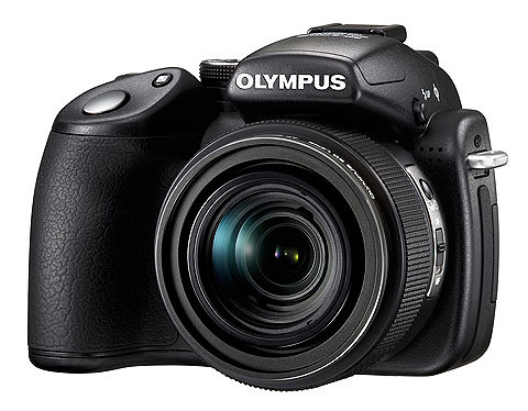 Olympus SP-570 review