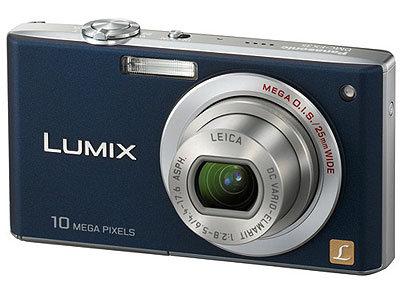 Panasonic Lumix DMC-FX35 Review
