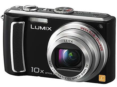 Panasonic Lumix DMC-TZ5 Reviewed