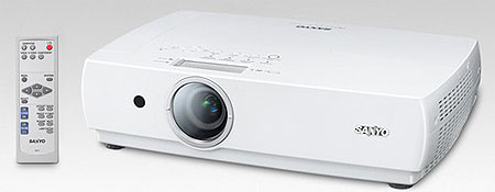 Sanyo LP-XC50 and LP-XC55 Projectors