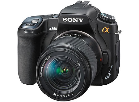 Sony A350 Review
